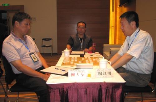 中国象棋棋谱网 大师对局 精彩对局欣赏 正文图片